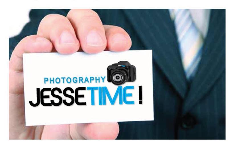Konkurrenceindlæg #                                        82                                      for                                         Graphic Design for 'JesseTime! Photography'