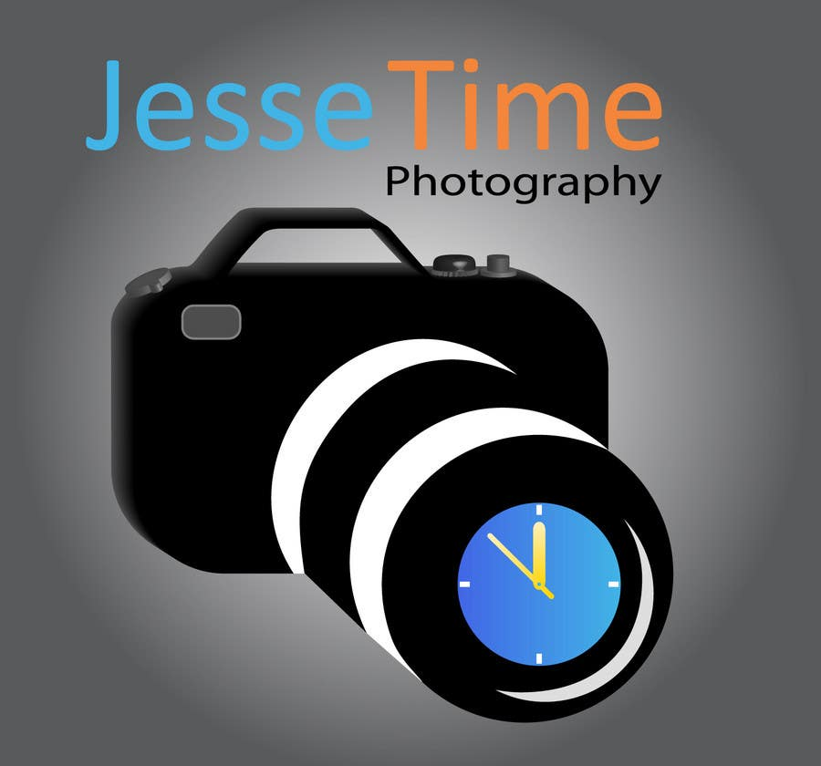 Konkurrenceindlæg #                                        48                                      for                                         Graphic Design for 'JesseTime! Photography'