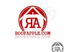 #54 for Design a Logo for RoofApple.com af Scorpire