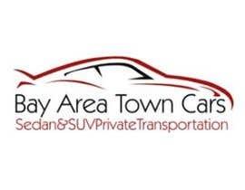 Nro 55 kilpailuun Private Black Car Transportation Logo käyttäjältä davidtorres82