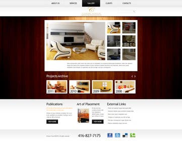 #21 untuk Build a Website for Remodelling company oleh okakzai