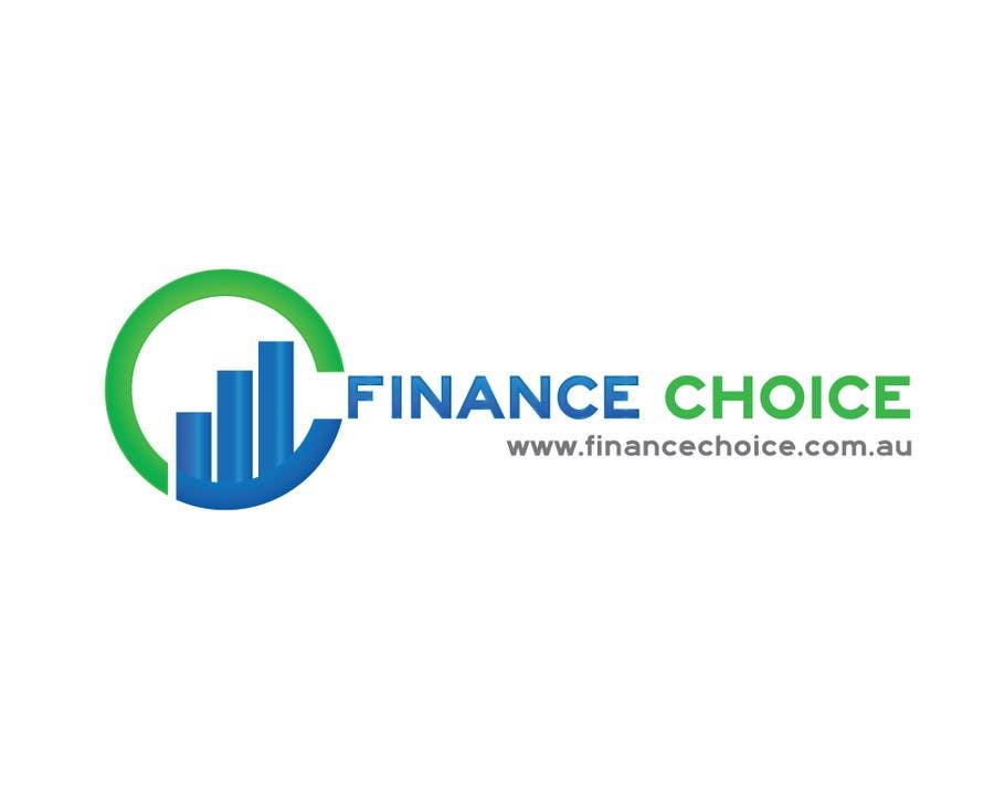 Bài tham dự cuộc thi #49 cho Design a Logo for Finance Choice
