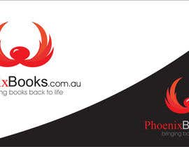 #158 for Logo Design for Phoenix Books by orosco