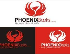 #39 para Logo Design for Phoenix Books por urodjie214