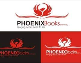 #63 для Logo Design for Phoenix Books от urodjie214