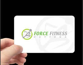 Nro 24 kilpailuun Design a Logo for Force Fitness Daytona käyttäjältä yaseenamin