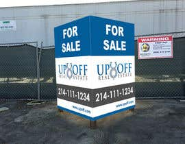 andraakkir tarafından Real Estate Yard Sign Design için no 15
