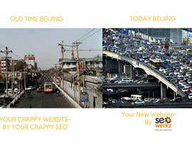 jaya886 tarafından Create the best idea for a freeway billboard for SEO Werkz için no 12