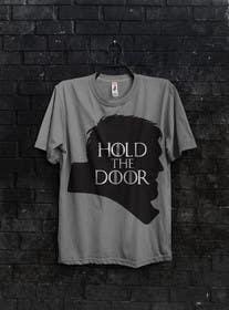 "akazuk tarafından Design a ""Game of Thrones"" Themed T-Shirt - için no 3"