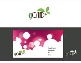 #36 for Design a logo for gCADPlus by BM1ORG