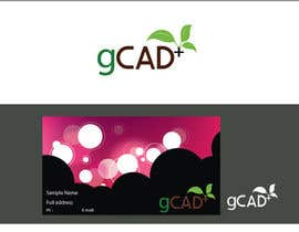 #37 for Design a logo for gCADPlus by BM1ORG
