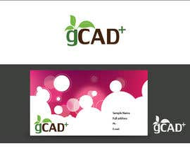 #38 for Design a logo for gCADPlus af BM1ORG