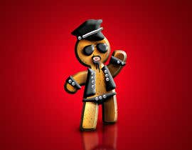 #10 untuk Illustration of Gay Gingerbread Men oleh Spector01