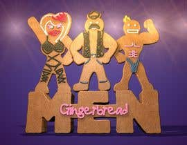 #5 untuk Illustration of Gay Gingerbread Men oleh IOdesigner
