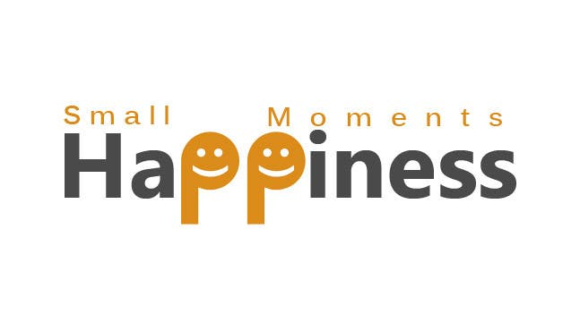 #6 for Design a Logo for Small Moments of Happiness, from Uptitude by goldwebdesigner