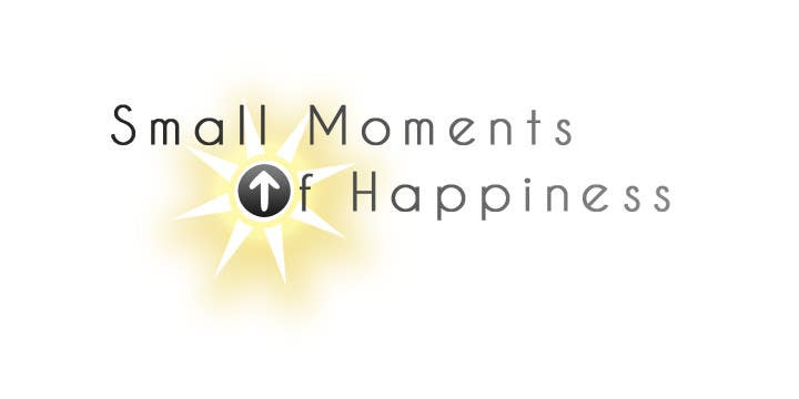 #34 for Design a Logo for Small Moments of Happiness, from Uptitude by Alliosaurus