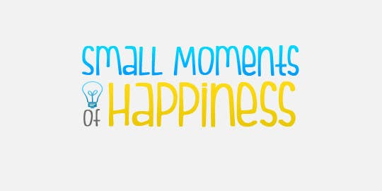 #35 for Design a Logo for Small Moments of Happiness, from Uptitude by Alliosaurus