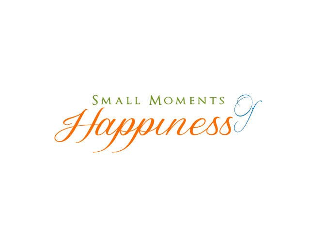 Konkurrenceindlæg #1 for Design a Logo for Small Moments of Happiness, from Uptitude