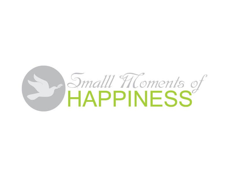 #40 for Design a Logo for Small Moments of Happiness, from Uptitude by ffarukhossan10