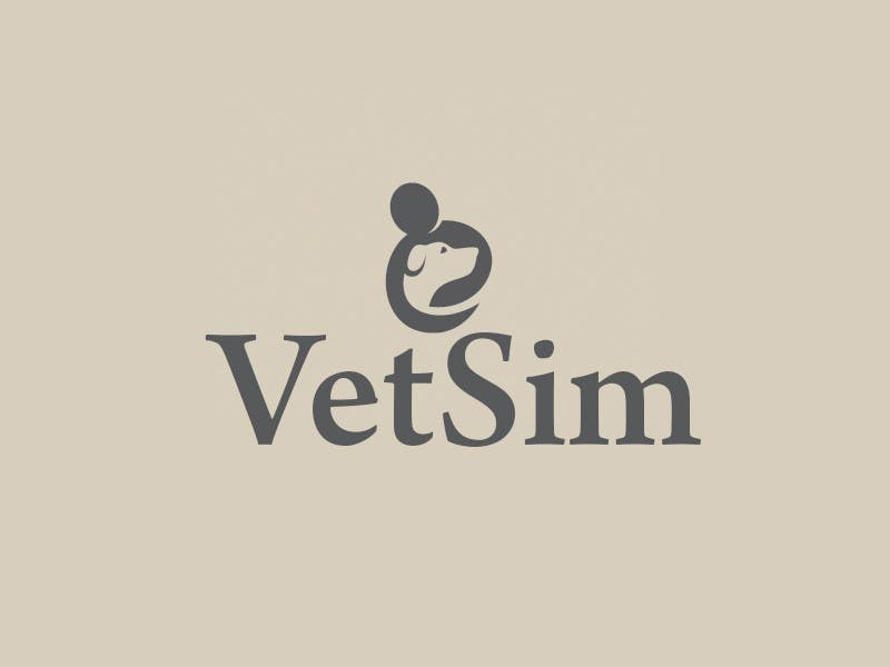 #265 for Design a Logo for VetSim by cristigoia