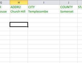 #37 for Do some Excel Work: Remove duplicates, split data af patrickjjs