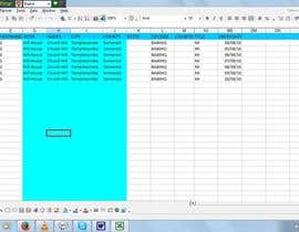 tarunprodhan tarafından Do some Excel Work: Remove duplicates, split data için no 44