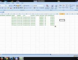 MickeyXLK tarafından Do some Excel Work: Remove duplicates, split data için no 45