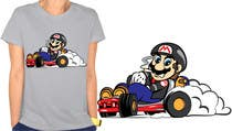 #39 for Draw Super Mario Kart caricature by ysfworks