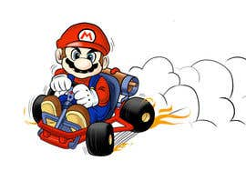 #17 for Draw Super Mario Kart caricature by chubi91