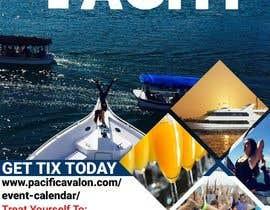 Nro 40 kilpailuun Design Yoga on a Yacht Flyer käyttäjältä winkeltriple
