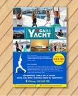 Design Yoga on a Yacht Flyer için Graphic Design29 No.lu Yarışma Girdisi