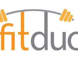 #33 for Design a Logo for fitduo by niket1993