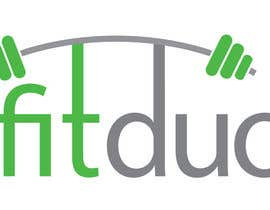 #40 for Design a Logo for fitduo by niket1993