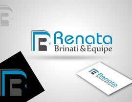 Nro 7 kilpailuun Logo to Renata Brinati & Equipe, Webwriters käyttäjältä texture605