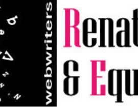Nro 2 kilpailuun Logo to Renata Brinati & Equipe, Webwriters käyttäjältä DI3GO4