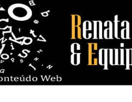 #13 for Logo to Renata Brinati & Equipe, Webwriters by DI3GO4