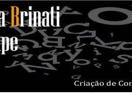 Nro 20 kilpailuun Logo to Renata Brinati & Equipe, Webwriters käyttäjältä DI3GO4