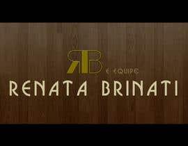 Nro 30 kilpailuun Logo to Renata Brinati & Equipe, Webwriters käyttäjältä Solo2go