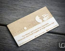 nº 13 pour Create Luxe Business Cards for Hair company par mattowen