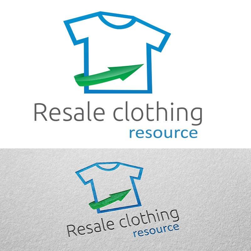 Kilpailutyö #45 kilpailussa Design a Logo for  Resale Clothing Resource