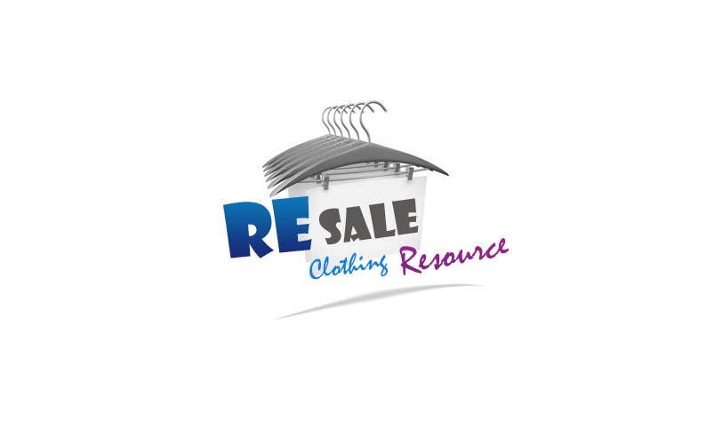 Kilpailutyö #31 kilpailussa Design a Logo for  Resale Clothing Resource