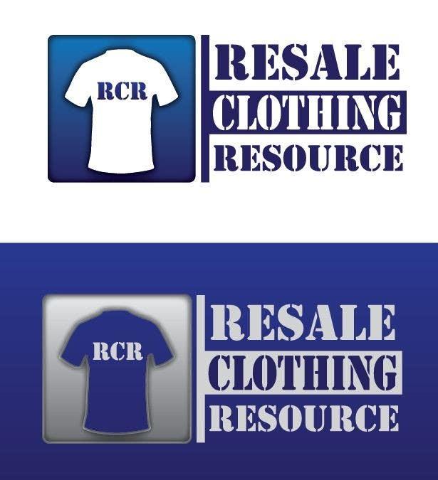 Kilpailutyö #30 kilpailussa Design a Logo for  Resale Clothing Resource