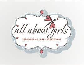 #156 para Logo Design for All About Girls de dyv