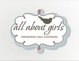 #66 para Logo Design for All About Girls por dyv