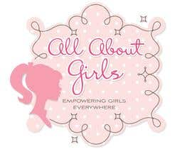 #177 dla Logo Design for All About Girls przez meemeedesign