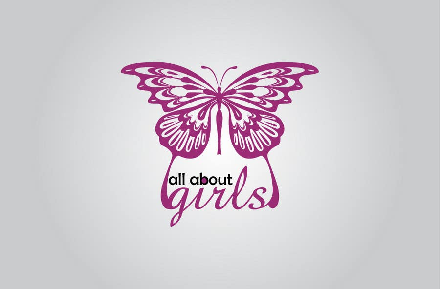 Participación en el concurso Nro.260 para Logo Design for All About Girls