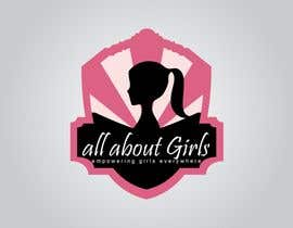 #295 para Logo Design for All About Girls por puthranmikil
