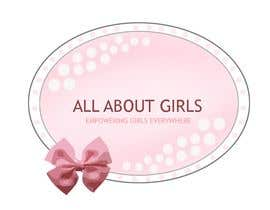 #274 dla Logo Design for All About Girls przez RGBlue