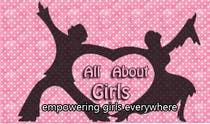 Kandidatura për Graphic Design #126 për Logo Design for All About Girls