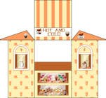 Contest Entry #17 for Children's Play Time Tent Design